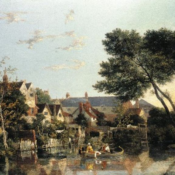 A Passion For Landscape: Rediscovering John Crome